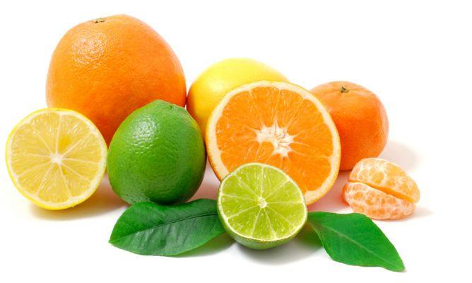 citricos para combatir la caries