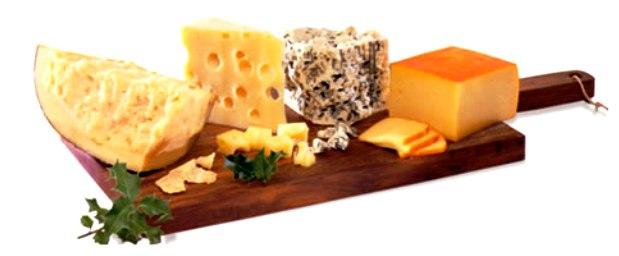 queso para combatir la caries