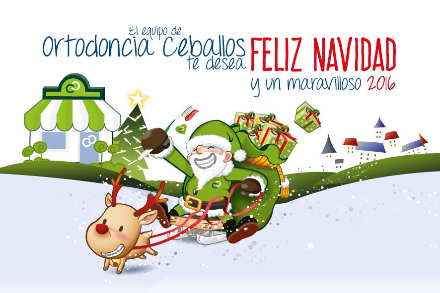 Clinica Ceballos te desea Feliz Navidad