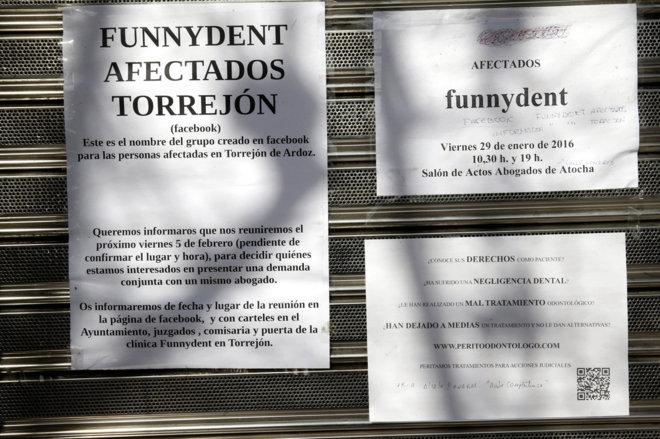 funnydent reclamaciones
