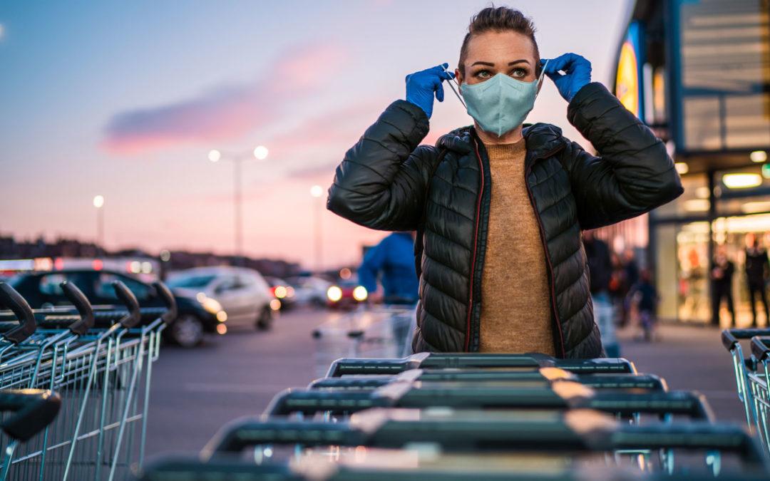 Uso de mascarilla durante la pandemia por COVID-19. Consejos de prevención para tu seguridad durante el estado de emergencia por coronavirus