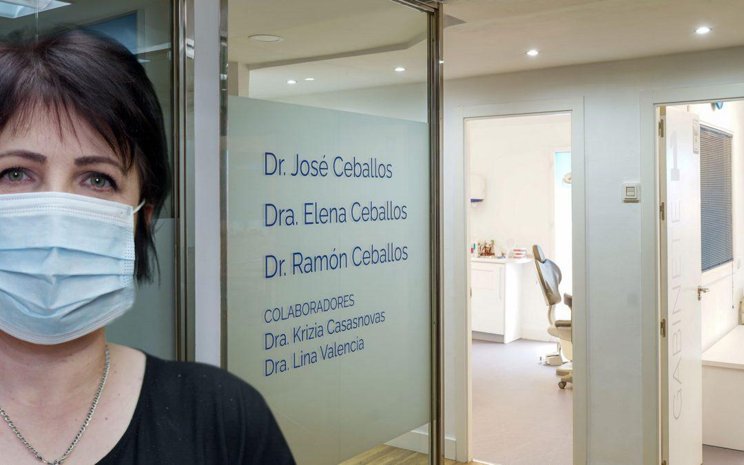 Covid19: Protocolo de seguridad para tu visita a la clínica