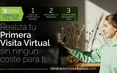 Realiza tu Primera Cita Virtual sin ningún coste para ti